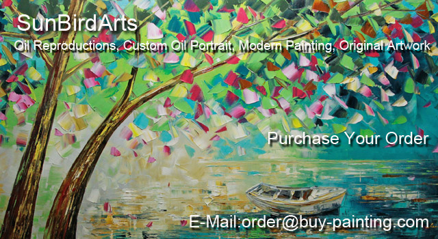 Oil Produnctions-Custom Oil Painting-Oil Portrait